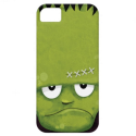 Grumpy Frankenstein iPhone 5 case from Zazzle.com