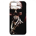 Skeleton with Attitude iPhone 5 Cases from Zazzle.com