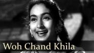Woh Chand Khila - Raj Kapoor - Nutan - Anari - Lata Mangeshkar - Mukesh - Evergreen Hindi Songs - YouTube