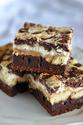 Hazelnut Tiramisu Brownie
