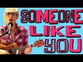 Someone Like You - Adele Cover