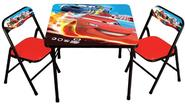 Kids Only Disney's Cars Maxium Velocity Activity Table Set