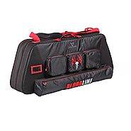 30-06 Outdoors Bloodline Signature Series Bow Case, Black/Red