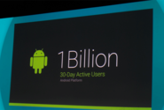 1 Billion Active users per month on Android