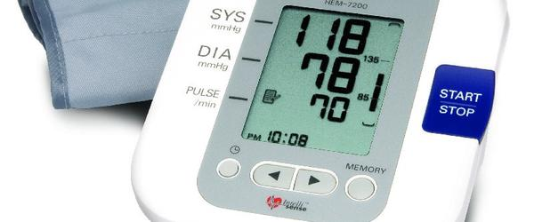 Headline for 25 Best Blood Pressure Monitors Buying Guide 2017-2018