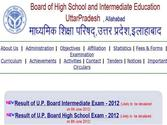 UP 12th Results 2014