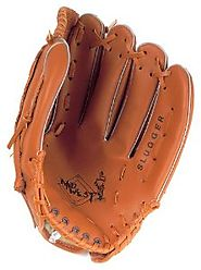 Midwest Adult Slugger Fielders Glove - Brown, 12 inch