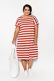 Curvy Plus Size Dresses - Flattering For All Sizes