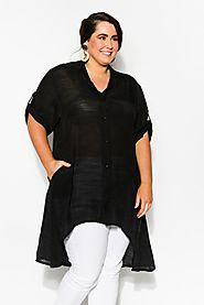 Women's Plus Size Tops - For All Occasions & Curves