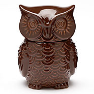 Unique Owl Cookie Jars on Flipboard