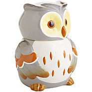 Marvin the Owl Cookie Jar - Kitchen Things