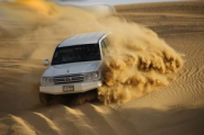 Evening Desert Safari Dubai - Thrilling Evening Safari With BBQ dinner