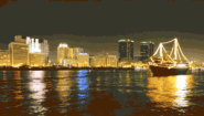 Dhow Cruise in Dubai Creek - Dubai Dhow Cruise Dinner