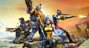 Borderlands (series)