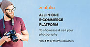 All-in-one e-commerce platform to showcase & sell your photography