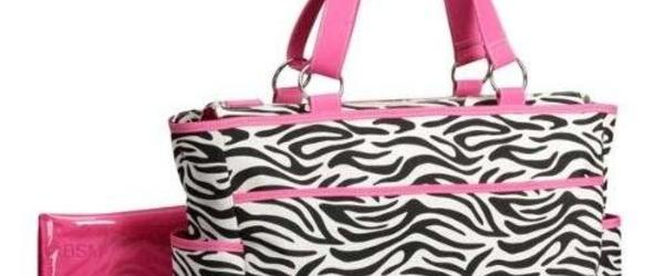 Headline for Best Zebra Print Diaper Bag - Zebra Baby Stuff for Boys and Girls with Reviews