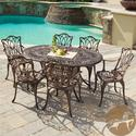 Best Cast Aluminum Outdoor Patio Dining Sets For 8 On Sale - If you are looking for beautiful cast aluminum outdoor d...