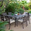 Best Cast Aluminum Patio Furniture Dining Sets For 8 On Sale