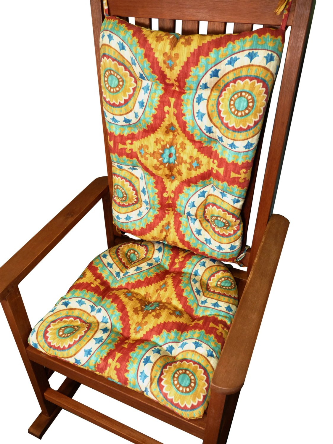 Headline for Best Outdoor Rocking Chair Cushions and Cushion Sets for 2014 - Reviews