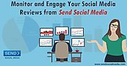 Monitor and Engage Your Social Media Reviews from Send Social Media
