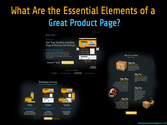 What Are the Essential Elements of a Great Product Page?
