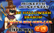 Fun with Halloween event in Einherjar - The Viking's Blood MMO News