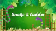 Snake and ladders is a game meant for all age brackets!