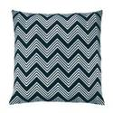 Black and White Chevron Pillows - Chevron Print