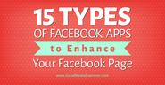 15 Types of Facebook Apps to Enhance Your Facebook Page
