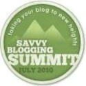 Savvy Blogging Summit —