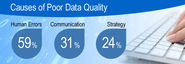Complications Related To Data Quality and Their Causes