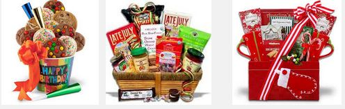 Headline for Unique Gift Baskets Ideas for Men and Women 2014