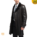 Men Sheepskin Shearling Coats uk CW868905