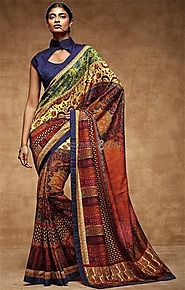 Best places to shop for silk sarees in Chennai | A Listly List