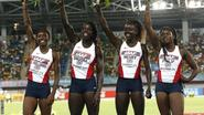 Kenya set two new relay world records