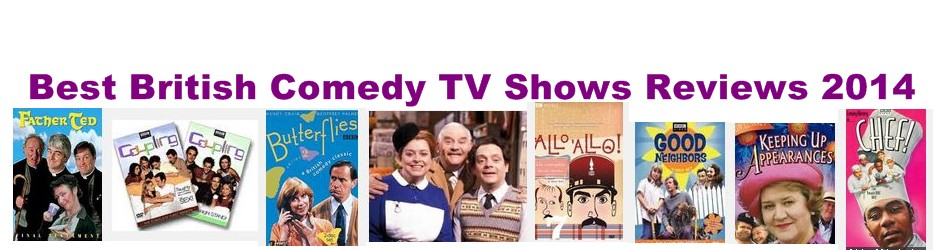 Headline for Best British Comedy TV Shows Reviews 2014