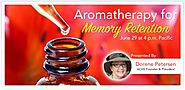 Aromatherapy Essential Oils for Memory Retention