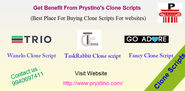 Get Benefit From Prystino's Clone Scripts
