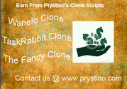 Earn From Prystino's Clone Scripts