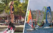 Curacao Windsurfing- Curacao Kayaking- Ocean Sports