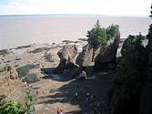 Hopewell Rocks - Wikipedia, the free encyclopedia