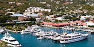 Bluebeard's Beach Club located in St. Thomas, U.S. Virgin Islands