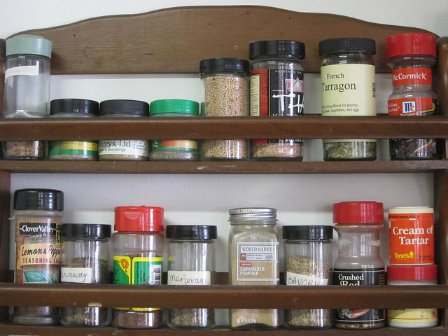 Headline for Top Rated Spice Racks Reviews