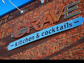 Crave – Kitchen and Cocktails, Mt. Pleasant, SC