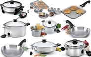 Non-Leaching Pots and Pans