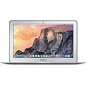 Apple MacBook Air MJVM2LL/A 11.6-Inch laptop(1.6 GHz Intel i5, 128 GB SSD, Integrated Intel HD Graphics 6000, Mac OS ...