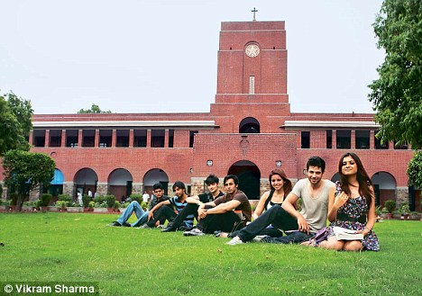 Headline for Top 10 colleges for commerce in University of Delhi