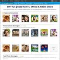 Funny.Pho.to - Fun photo effects and photo frames online. Free photo filters, photo collages and montages