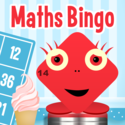 Squeebles Maths Bingo - Top Math Apps for Kids