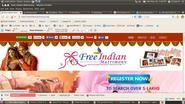 The Development of Indian Matrimonial Site